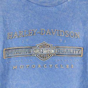 Harley Davidson Motorcycles Lancaster PA Tshirt XL